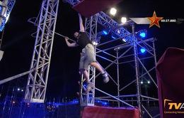 """Sasuke Việt Nam: Lộ diện những chiến binh """"khủng"""" vào vòng 3"""