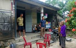 Quảng Bình: Trả lại tiền cứu trợ cho người dân bị thôn thu hồi