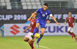 Lịch trực tiếp bóng đá trận chung kết lượt đi AFF Cup 2016: Indonesia - Thái Lan