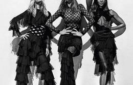 Naomi, Cindy và Claudia trở lại trong chiến dịch Spring 2016
