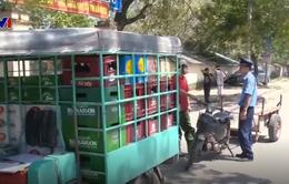 Hà Nội: Xử lý nghiêm xe ba bánh tự chế
