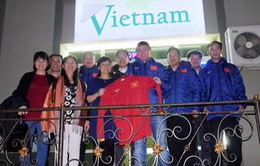 Đội tuyển futsal Việt Nam được thưởng… món cơm Việt