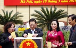UBND Thành phố Hà Nội có 3 Phó Chủ tịch mới