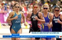 VIDEO: Tìm hiểu về 3 môn phối hợp tại Olympic