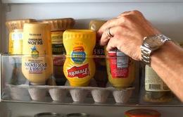 10 cách sắp xếp đồ trong tủ lạnh hợp lý nhất