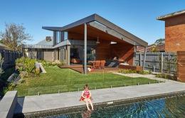 Ngắm nhìn căn nhà vườn độc đáo tại Úc