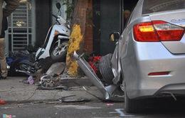 Chủ tịch UBND thành phố Hà Nội yêu cầu xử lý nghiêm lái xe gây tai nạn làm 3 người chết