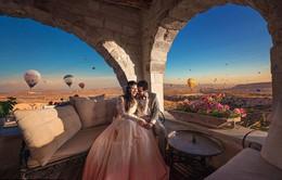 Ngất ngây với những địa điểm chụp ảnh cưới đẹp nhất thế giới