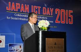 Ngày CNTT Nhật Bản 2016 diễn ra từ 26/10