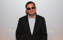 Đạo diễn Vương Gia Vệ làm show trực tuyến