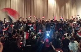 """Iraq: Hàng nghìn người tràn vào """"Vùng Xanh"""" cướp phá"""