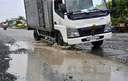 Cà Mau: Tai nạn liên tục vì Quốc lộ 1A xuống cấp