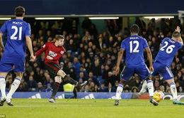 Vòng 21 NHA: Chelsea đứt mạch thắng, Man City chưa trả được hận