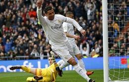 B-B-C rực sáng, Real Madrid của HLV Zidane lại thắng 5 sao