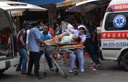 """Mục tiêu 32 triệu khách du lịch của Thái Lan có nguy cơ """"lung lay"""""""