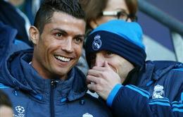Ronaldo hết sức lạc quan dù Real Madrid bị Man City cầm chân