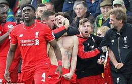 HLV Jurgen Klopp: Nếu may mắn, Liverpool sẽ có vị trí số 1