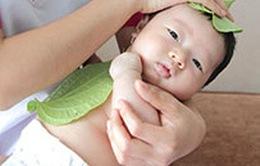Có nên hơ ấm cho trẻ sơ sinh?