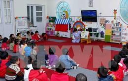 Hậu Giang đạt chuẩn phổ cập giáo dục mầm non cho trẻ 5 tuổi