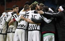 Thua Inter 0-3, Juventus vẫn giành vé vào chung kết Coppa Italia