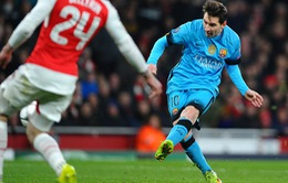 """Thua tan nát Barcelona, sao Arsenal """"khuyên"""" đội bóng tập trung vào Premier League"""