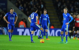 Leicester City 2-2 West Brom: Mong manh giấc mơ vô địch Premier League!