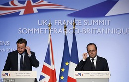 Pháp dọa sẽ mở cửa biên giới cho người tị nạn nếu Anh rời khỏi EU