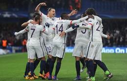 "Champions League 2015/16: Ibra ""tiễn"" Chelsea, Benfica ""lạnh"" hơn Zenit"