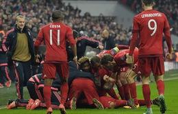 Bayern Munich ngược dòng không tưởng trước Juventus sau 120 phút