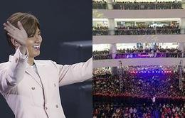 "Hơn 20.000 fan Philippines ""náo loạn"" vì Lee Min Ho"