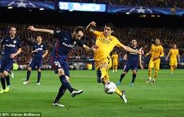 Barcelona đã thắng nhờ sai lầm của trọng tài?