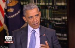 Tổng thống Mỹ Obama thừa nhận sai lầm lớn nhất nhiệm kỳ