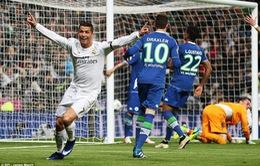 Ronaldo chứng tỏ đẳng cấp cầu thủ xuất sắc nhất thế giới