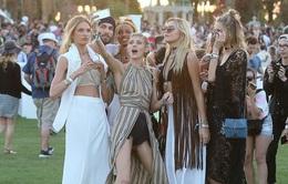 Dàn sao hoành tráng hội tụ ở lễ hội âm nhạc Coachella 2016