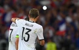 EURO 2016: Đức đá hay hơn nhưng Pháp đã quá may mắn