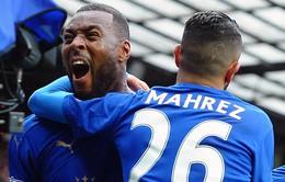 Báo giới Anh không ngớt lời tung hô Leicester trong ngày đăng quang