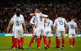 Trung vệ của Man Utd tỏa sáng, Anh đánh bại Bồ Đào Nha