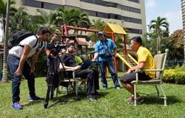 Hai người hùng của ĐT Futsal Việt Nam bất ngờ được FIFA TV phỏng vấn riêng