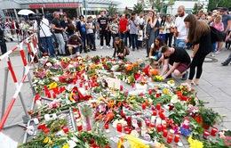 70% người dân Đức cảm thấy bất an sau vụ xả súng tại Munich