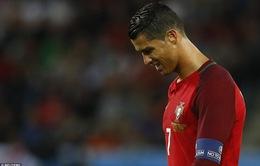VIDEO Bồ Đào Nha 1-1 Iceland: Ronaldo gây thất vọng ngày ra quân tại EURO 2016