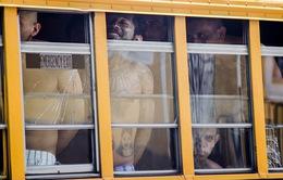El Salvador chuyển trại hàng nghìn tù nhân để tránh bạo lực