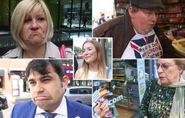 """Người dân Anh nghĩ gì trước thời khắc bỏ phiếu """"đi hay ở""""?"""