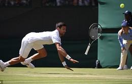 BẤT NGỜ: Djokovic gục ngã ở vòng 3 Wimbledon