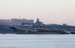 Nga tuyên bố đưa tàu sân bay duy nhất đến Syria