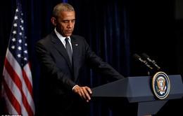 Dưới thời Tổng thống Obama, mâu thuẫn sắc tộc ở Mỹ ngày càng tồi tệ hơn