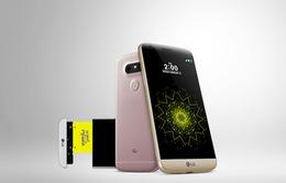 LG G5 - Smartphone module đầu tiên với chip Snapdragon 820 lộ diện
