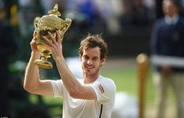 VIDEO Chung kết Wimbledon: Andy Murray 3-0 Milos Raonic (6-4, 7-6, 7-6)
