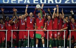 [INFOGRAPHIC] Hành trình tới ngôi vô địch EURO 2016 của Bồ Đào Nha