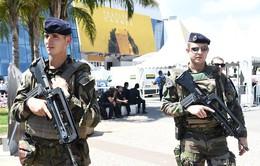 LHP Cannes tăng cường an ninh trước lo ngại tấn công khủng bố