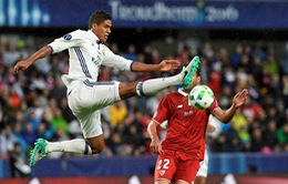 VIDEO, Real Madrid 3 - 2 Sevilla: Chiến thắng nghẹt thở